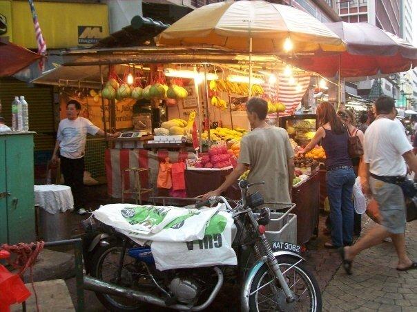 4 Echoppe a Chinatown