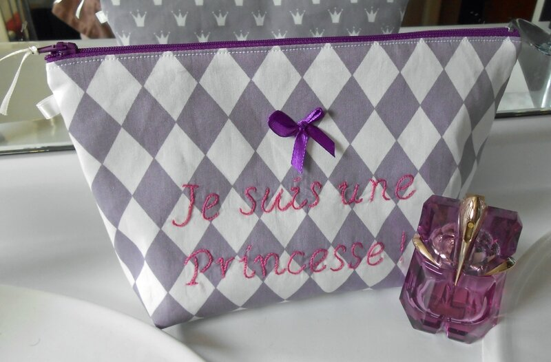 trousse princesse
