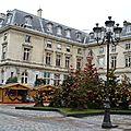 Paris 15eme, Noel 2011
