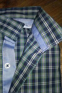 chemise ecossaise