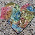Coeur au bicarbonate