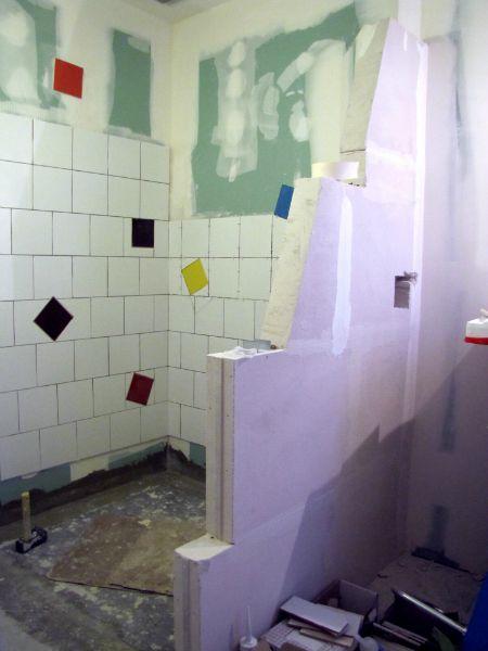 19 salle de bain cloison douche siporex h600