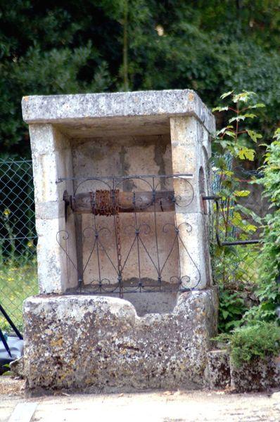 Puits calcaire 2