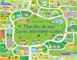 Cartes labyrinthes et plans couv