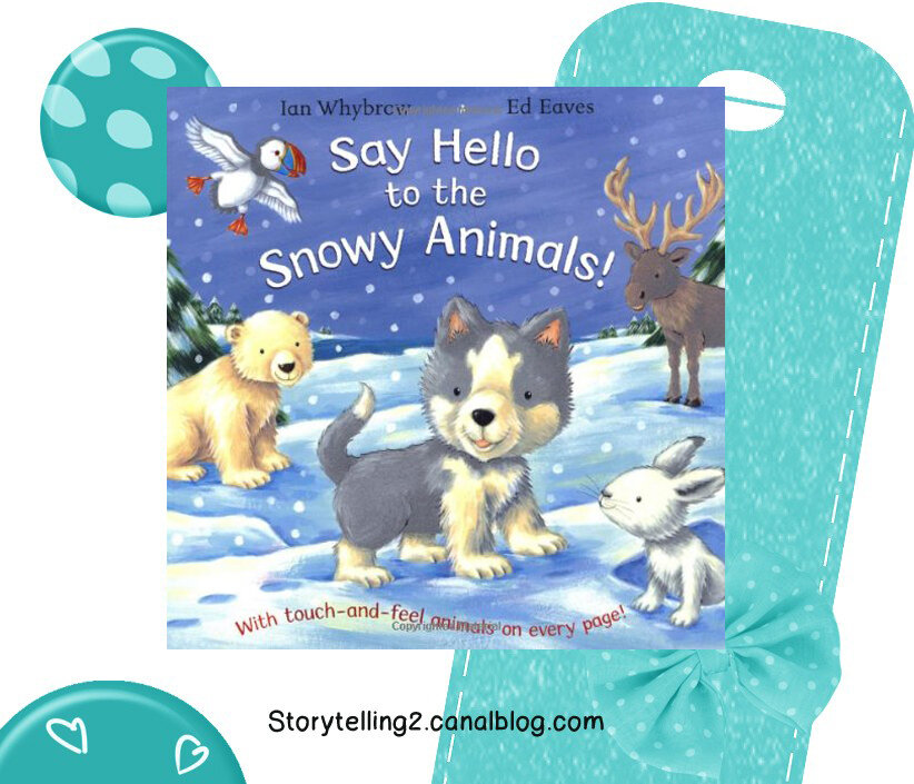 Say hello to the snowy animals (salutations), cycle 2