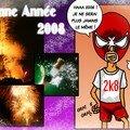 Bonne année 2008