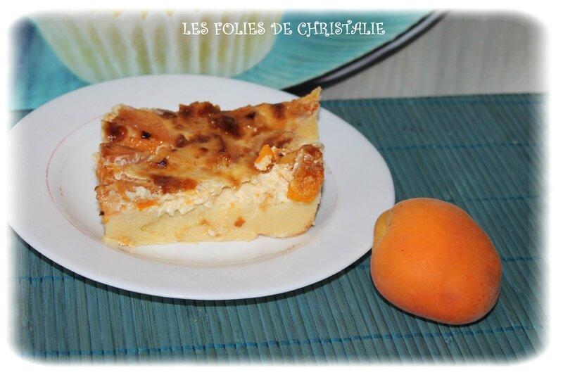 Millas d'abricots 1