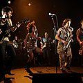 Afro Wild Zombies - Tour de Chauffe - Les Arcades - 2012
