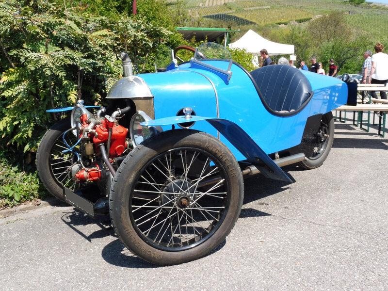 DARMONT tricycle car Soultzmatt (1)