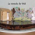 Alors ? le gâteau ?