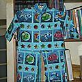 Un pyjama Thomas le train