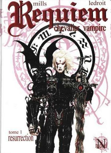 Requiem-chevalier-vampire-tome-1 couv
