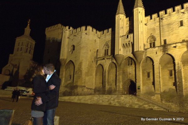 Avignon by nigth 098