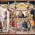 Que se passe-t-il après la pentecôte ? que font les apôtres ? comment se constituent les premières communautés chrétiennes ?