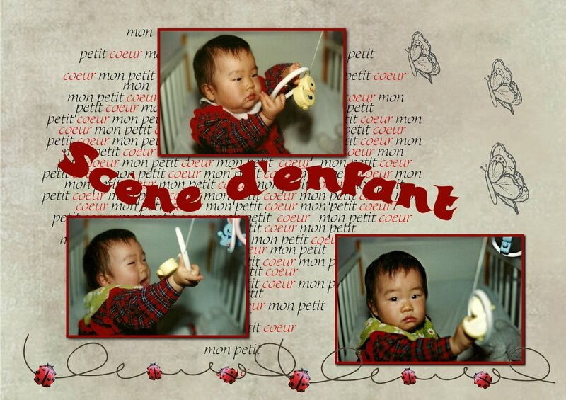 scened'enfant