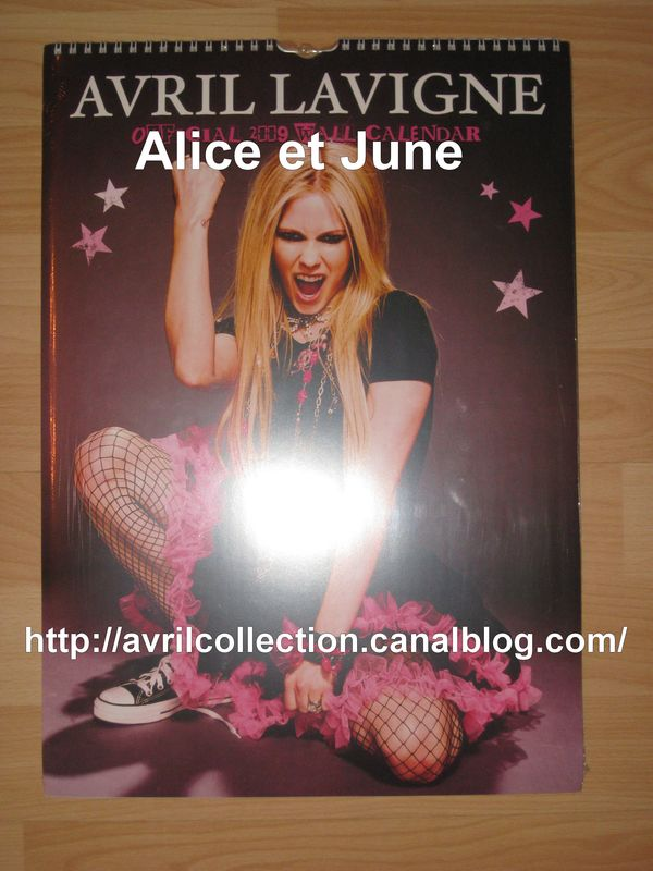 Calendrier officiel 2009