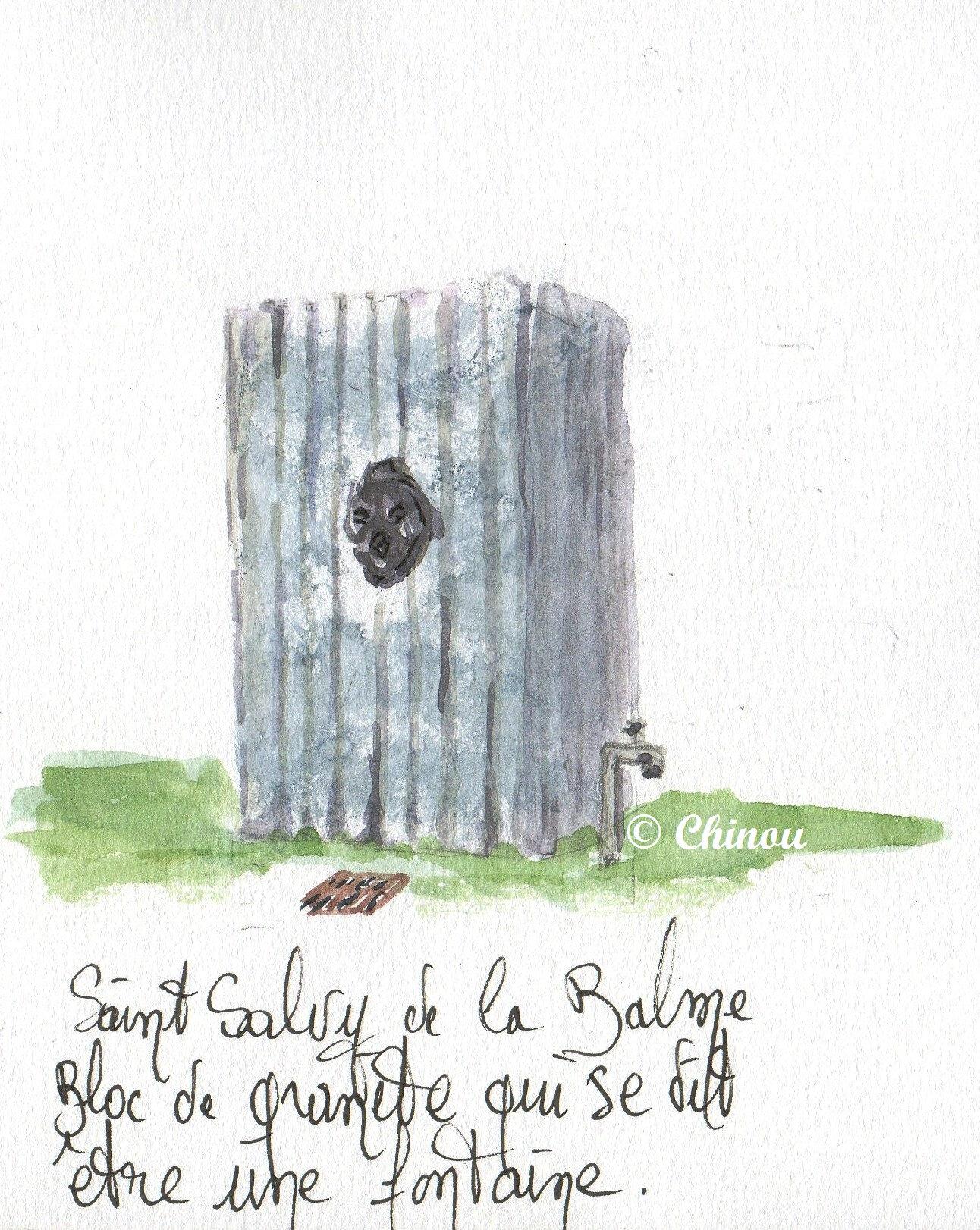 Saint Salvy de la Balme