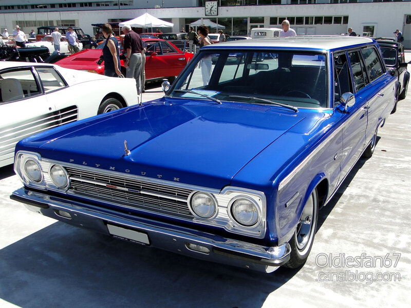 Plymouth Belvedere wagon-1967-01