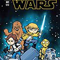 Star wars 1 variant covers