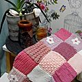 couverture patchwork MA