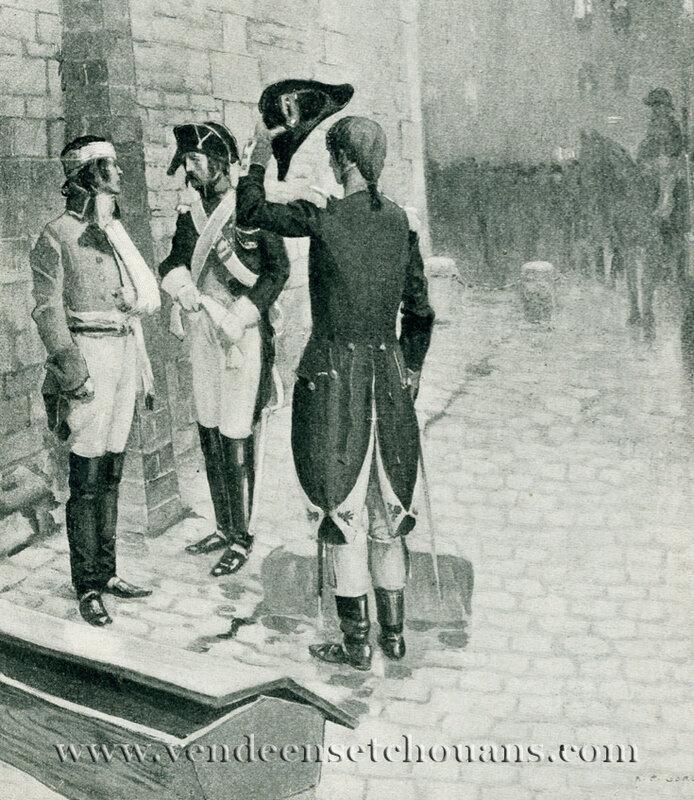 Execution de Charette