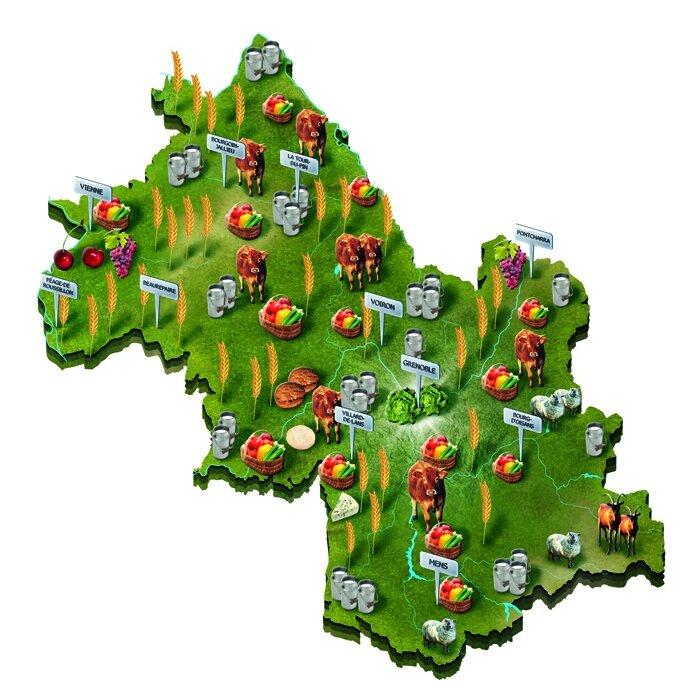Opération Bérengère en Isère, 1981-82 : Les Etats Généraux du Développement Agricole avant la lettre