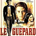 guépard le luchino Visconti alain delon