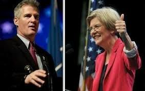 Brown vs Warren in Massachusetts 2