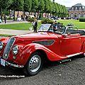 Bmw 327/2 cabriolet de 1952 (9ème classic gala de schwetzingen 2011)