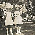 Ginette et Janine à Fleur de Mai