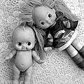 Color moodboard challenge #4 : noir et blanc, garder son âme d'enfant