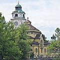 En longeant l'isar à münich (allemagne) le 2 mai 2018 (3)