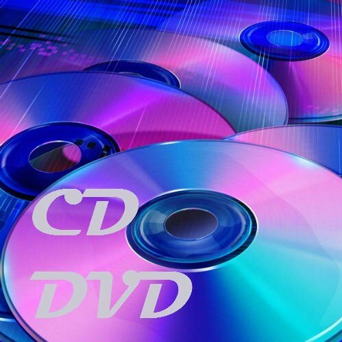 logo cd _dvd