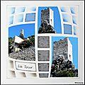 Roquebrun - la tour
