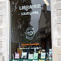 L'air livre nantes loire-atlantique librairie