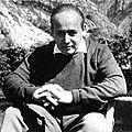 Paul celan (1920 – 1970 ) : matière de bretagne