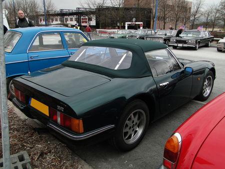 TVR Serie S Convertible 1986 1993 Salon Champenois du Vehicule de Collection de Reims 2010 2