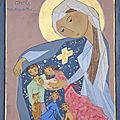 Marie, protectrice de nos familles