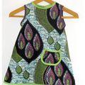 La robe de Lou, taille 2 ans, patron