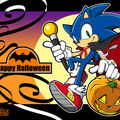 Sonic channel: halloween