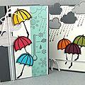 Cartes météo...