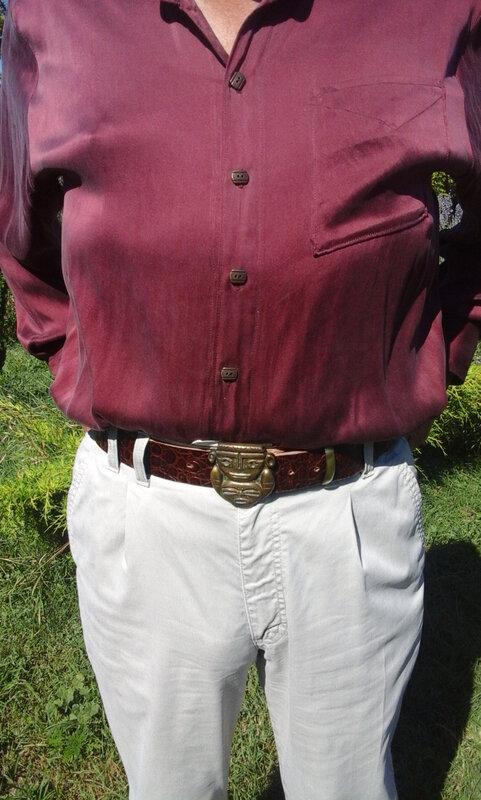 détails boutons et ceinture chemise soie papa 20160710_101007
