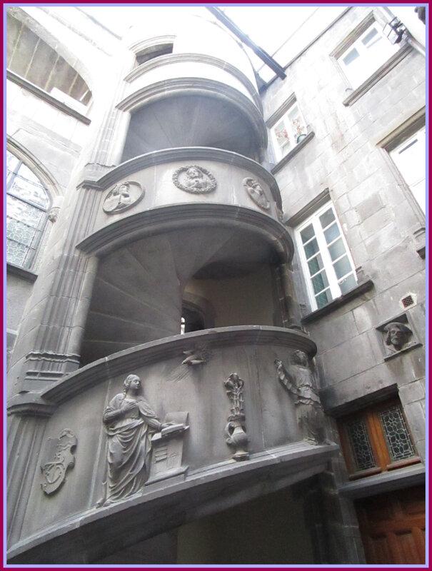 Escalier Riom
