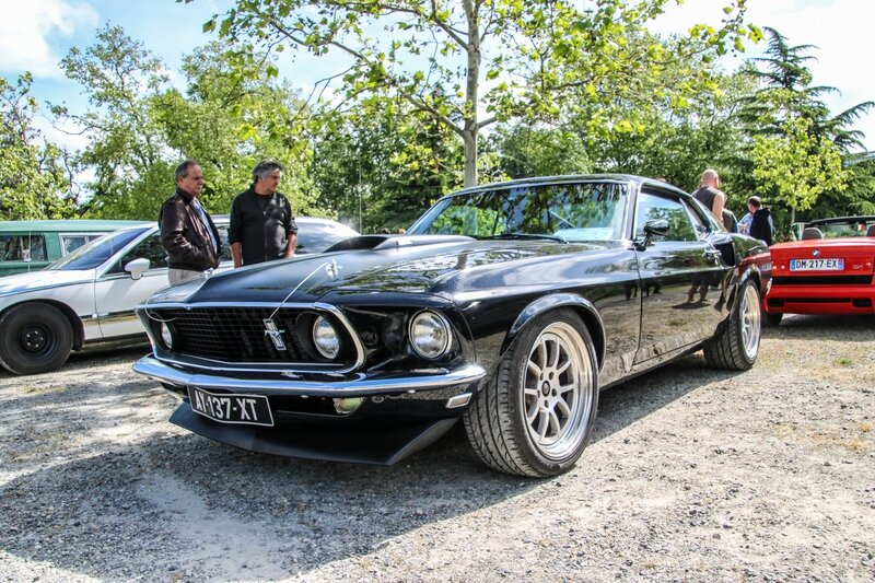 Ford Mustang Mach I