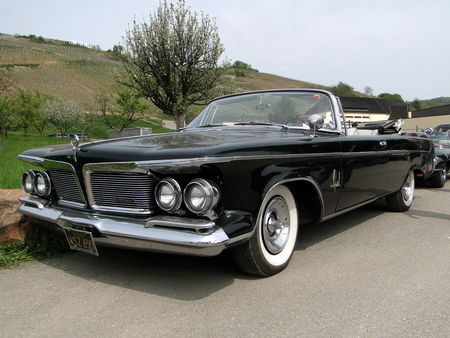 IMPERIAL Crown Convertible 1962 Bourse Echanges de Soultzmatt 2010 2