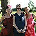 Thaly, Lisa et Francine