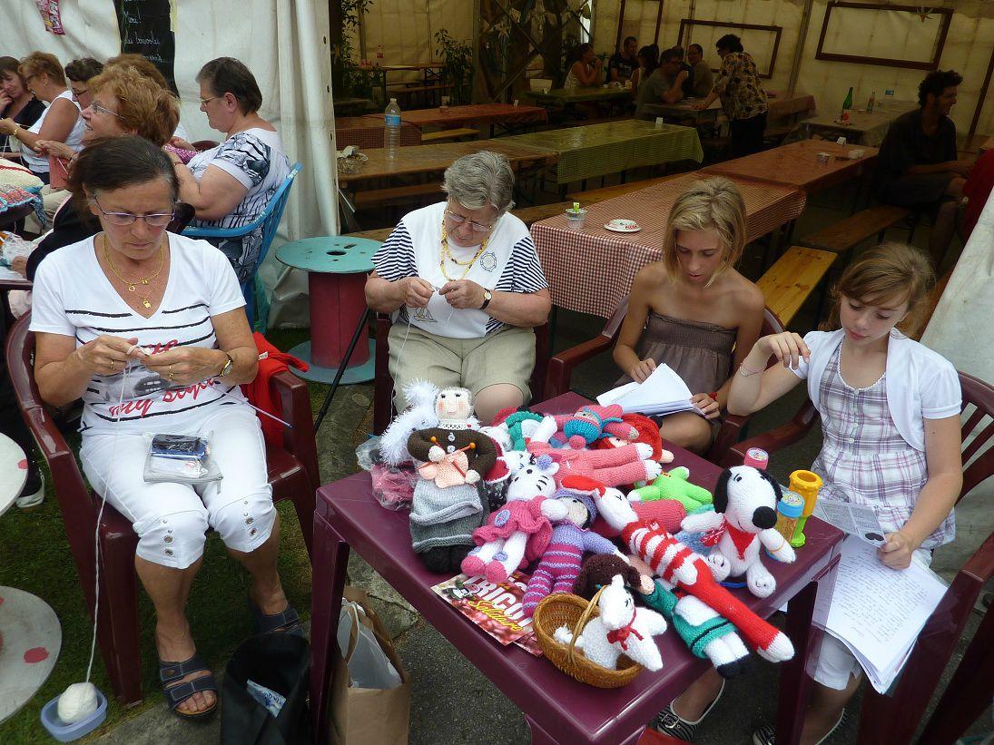 Jeudi 16 août dès 14h30 - les tricoteuses d'escapades 5