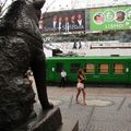 Hachiko, Tôkyû 5001 & the girl, Shibuya