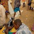 Konso : Le marché