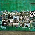Graffitis et tags